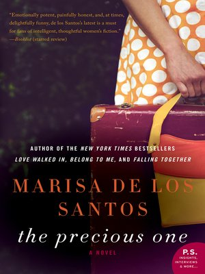 cover image of The Precious One