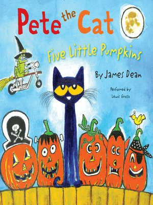 cover image of Five Little Pumpkins