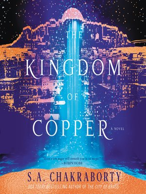 cover image of The Kingdom of Copper