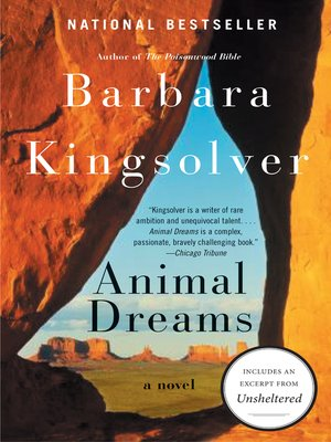 cover image of Animal Dreams