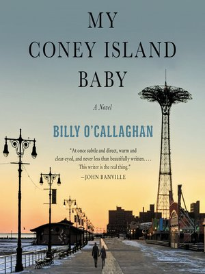cover image of My Coney Island Baby
