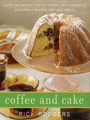 cover image of Coffee and Cake