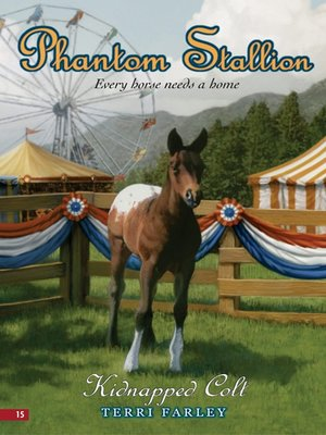 cover image of Kidnapped Colt