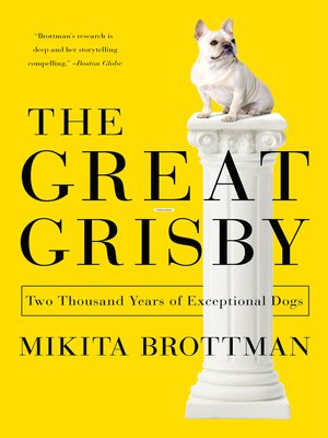 cover image of The Great Grisby