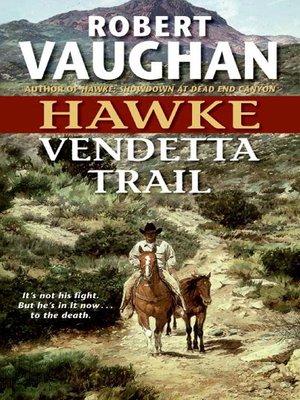 cover image of Vendetta Trail
