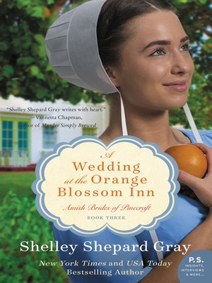 cover image of A Wedding at the Orange Blossom Inn
