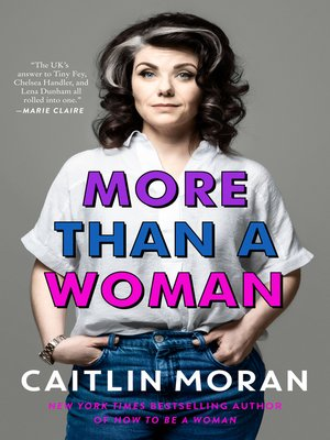 cover image of More Than a Woman