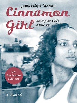 cover image of Cinnamon Girl