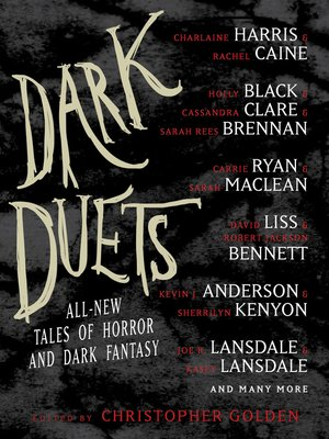 cover image of Dark Duets