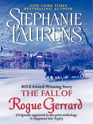 cover image of The Fall of Rogue Gerrard
