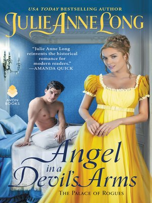 cover image of Angel in a Devil's Arms
