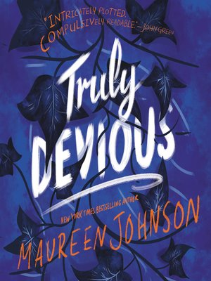 cover image of Truly Devious