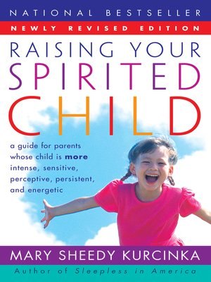 cover image of Raising Your Spirited Child
