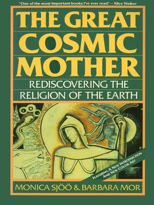 cover image of The Great Cosmic Mother