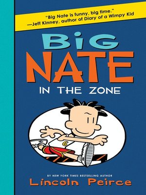 cover image of Big Nate in the Zone