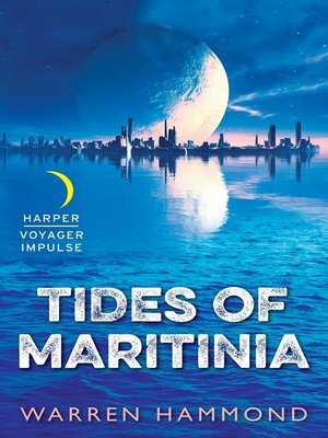 cover image of Tides of Maritinia