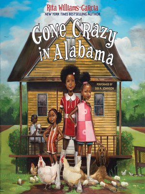 cover image of Gone Crazy in Alabama