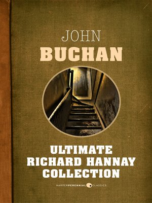 cover image of Ultimate Richard Hannay Collection
