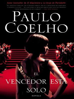 cover image of El vencedor esta solo