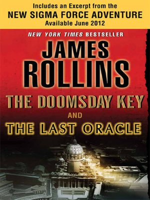 cover image of The Doomsday Key and The Last Oracle with Bonus Excerpts