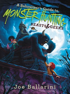 cover image of A Babysitter's Guide to Monster Hunting #2