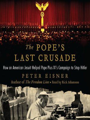 cover image of The Pope's Last Crusade