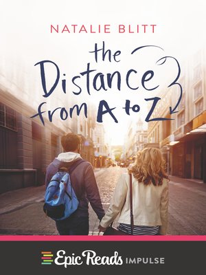 cover image of The Distance from A to Z