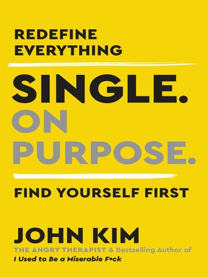 cover image of Single On Purpose