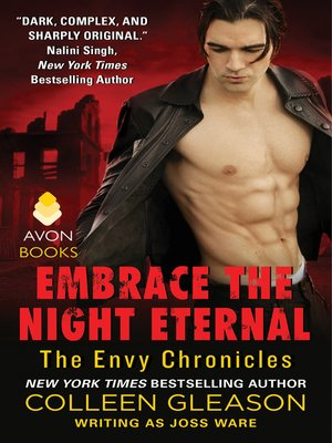cover image of Embrace the Night Eternal
