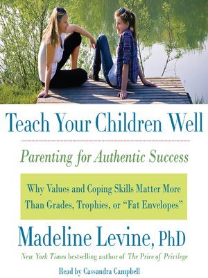 cover image of Teach Your Children Well
