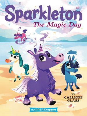 cover image of The Magic Day