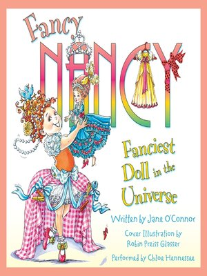 cover image of Fanciest Doll in the Universe