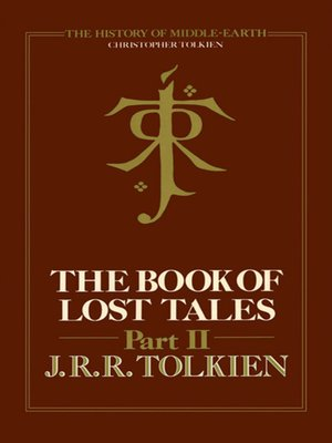 The Book Of Lost Tales Part 1 Pdf