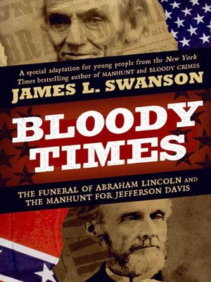 cover image of Bloody Times