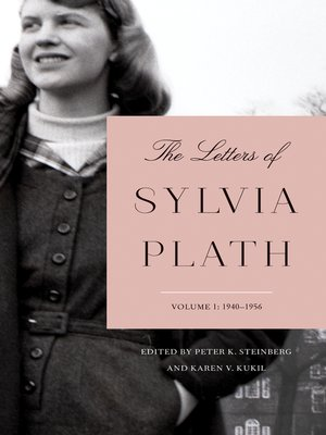 cover image of The Letters of Sylvia Plath, Volume 1
