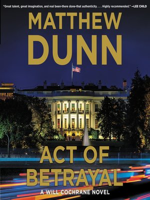 cover image of Act of Betrayal
