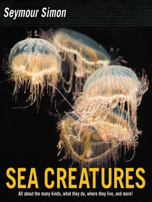 cover image of Sea Creatures
