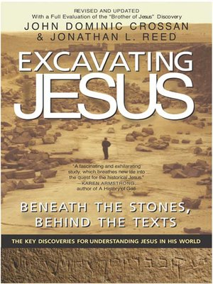 cover image of Excavating Jesus