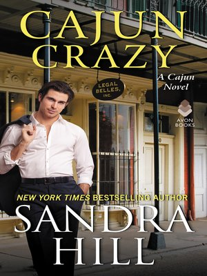 cover image of Cajun Crazy