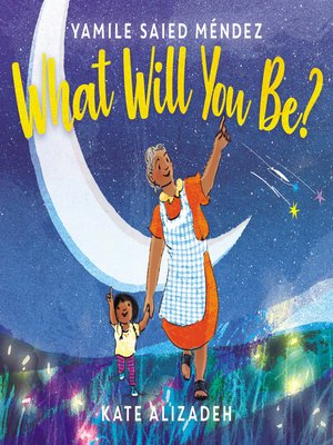 cover image of What Will You Be?