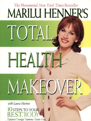cover image of Marilu Henner's Total Health Makeover