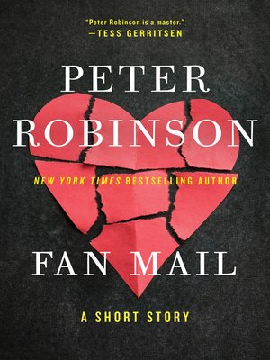 cover image of Fan Mail