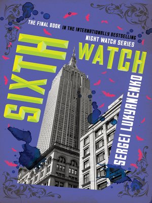 cover image of Sixth Watch