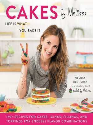 cover image of Cakes by Melissa