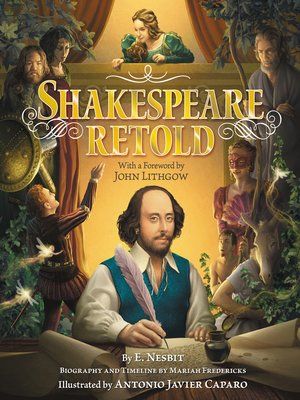 cover image of Shakespeare Retold