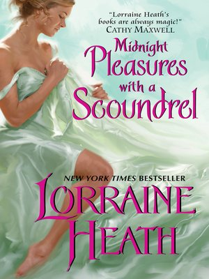 cover image of Midnight Pleasures With a Scoundrel