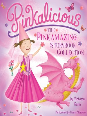 cover image of The Pinkamazing Storybook Collection