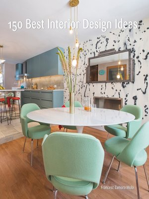 cover image of 150 Best Interior Design Ideas