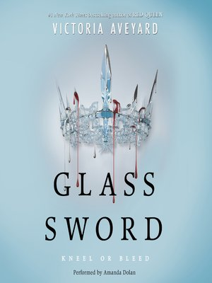cover image of Glass Sword