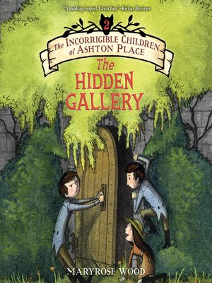 cover image of The Hidden Gallery